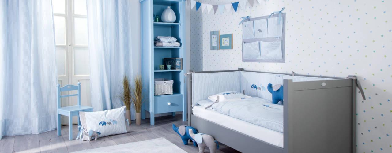 ห้องนอนเด็ก by Fantasyroom-Wohnträume für Kinder