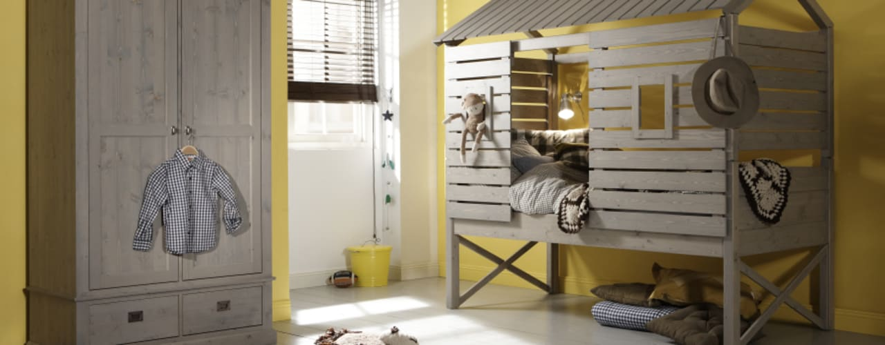 Kinderkamer door Fantasyroom-Wohnträume für Kinder