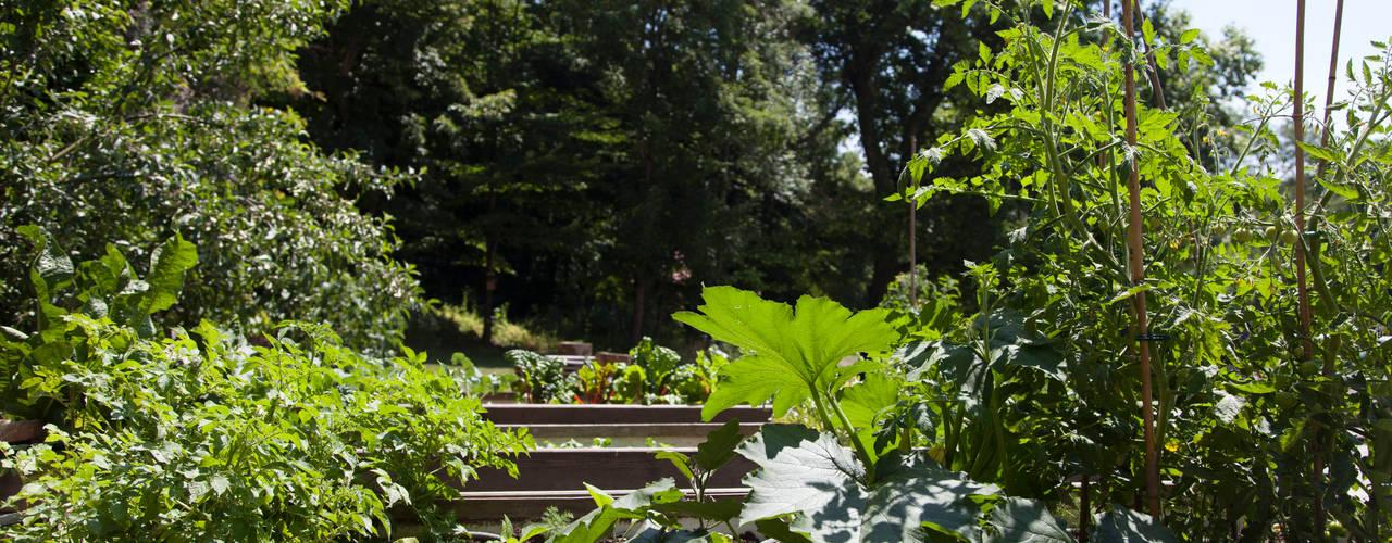 t-hoch-n Architektur Classic style garden