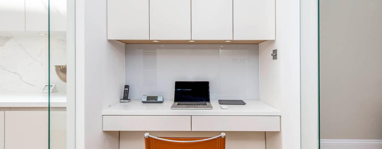 Moderne Arbeitszimmer von homify Modern