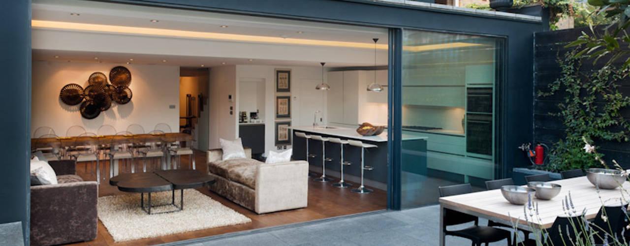 Casas  por The Silkroad Interior Design