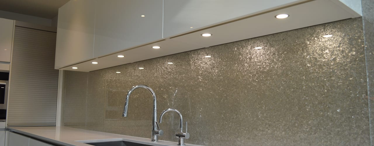 Premium Glass Splashbacks de CreoGlass Design Ltd Moderno