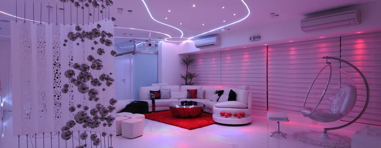 Dream Modern living room by Mybeautifulife Modern