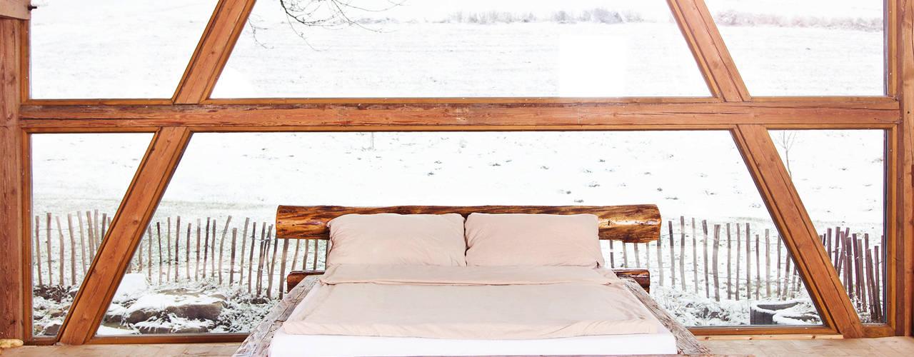 joist bed por edictum - UNIKAT MOBILIAR Rústico