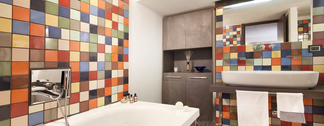 Bathroom by vemworks,