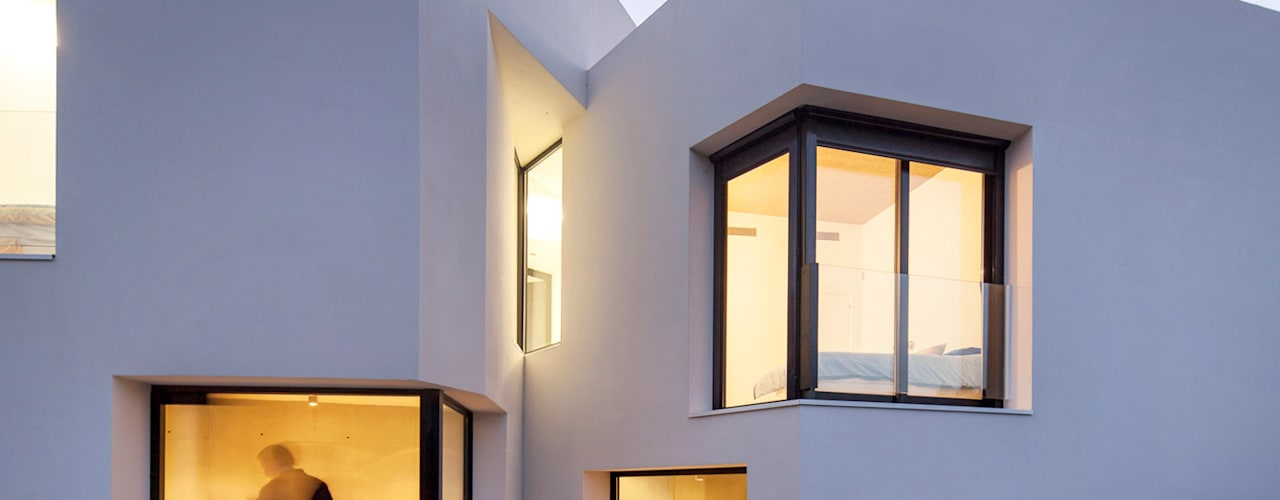 Дома в . Автор – MIRAG Arquitectura i Gestió