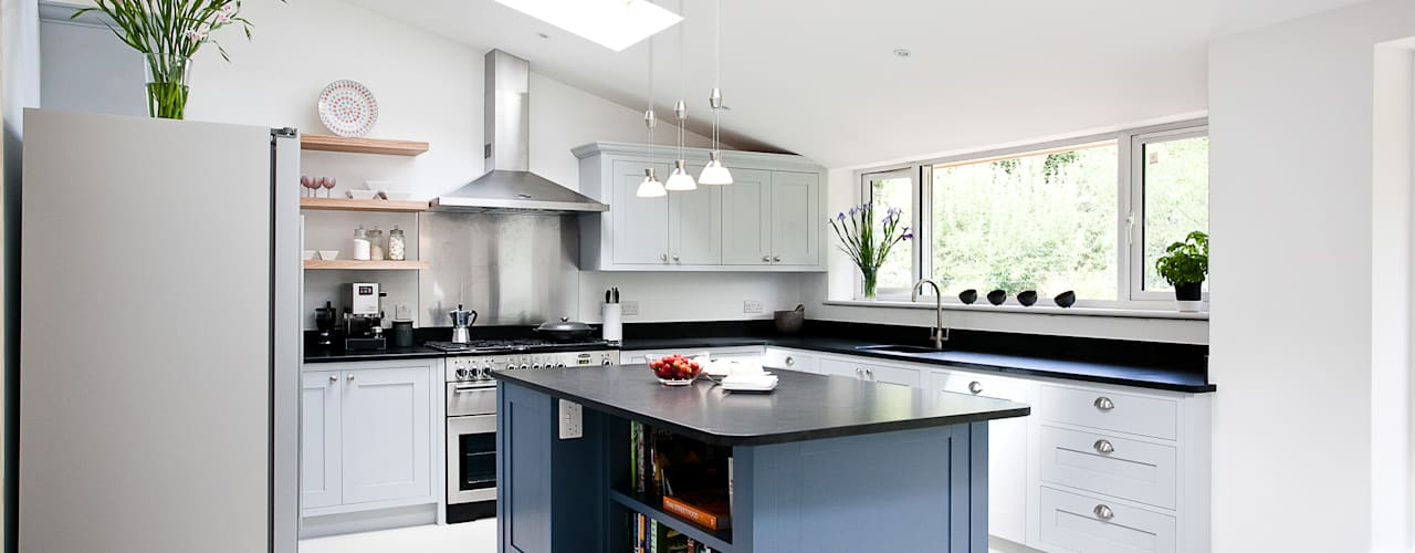 Kitchen by Maple & Gray