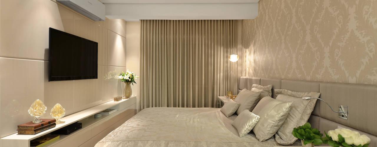 Redecker + Sperb arquitetura e decoração Classic style bedroom