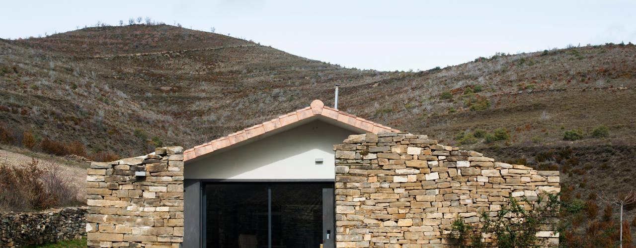 モダンな 家 の DMP arquitectura モダン