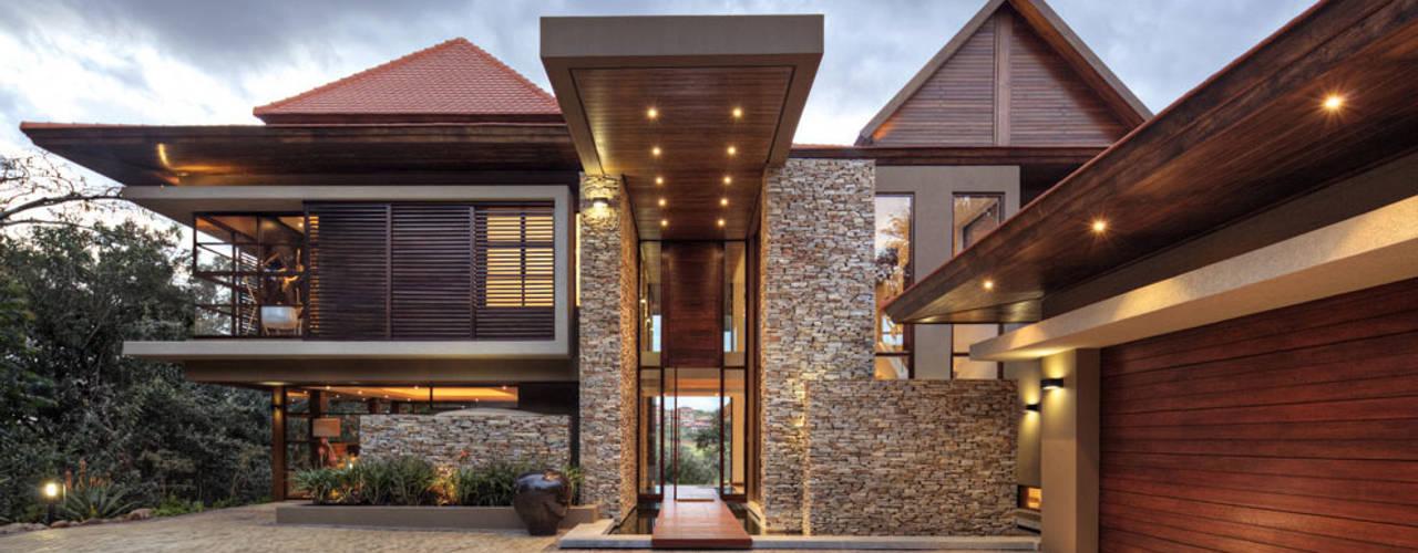 SGNW House Nowoczesne domy od Metropole Architects - South Africa Nowoczesny