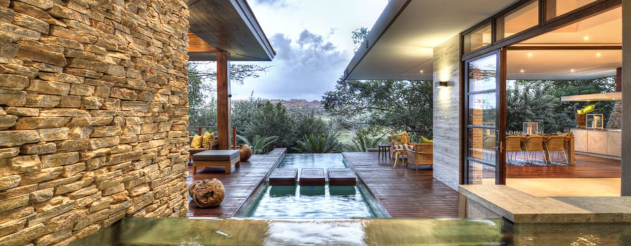 Metropole Architects - South Africaが手掛けた家