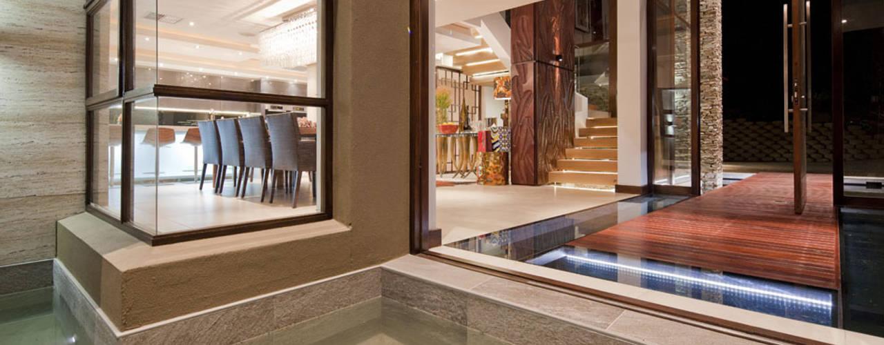 SGNW House Casas modernas por Metropole Architects - South Africa Moderno