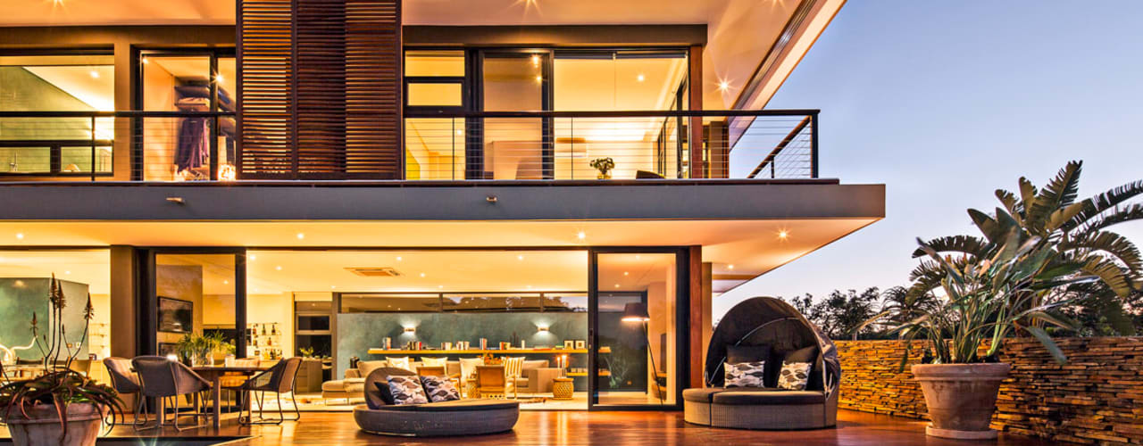 مدرن  توسطMetropole Architects - South Africa, مدرن