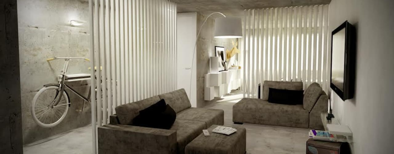من Santiago | Interior Design Studio صناعي