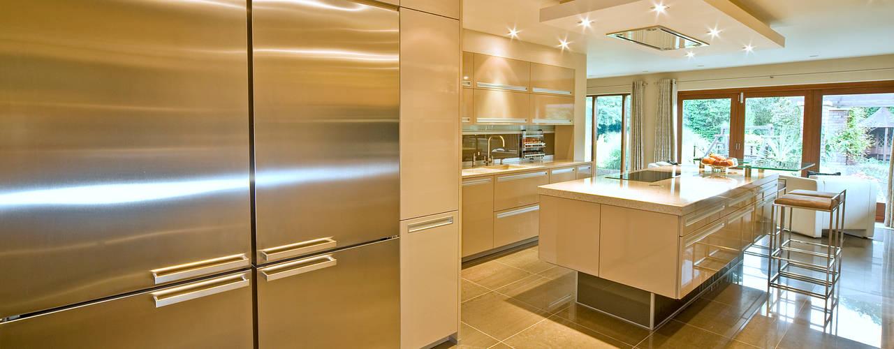 Projekty,  Kuchnia zaprojektowane przez Diane Berry Kitchens