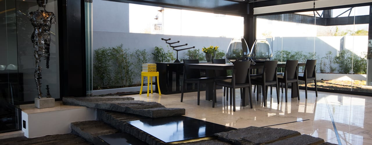 House Ber Casas modernas: Ideas, imágenes y decoración de Nico Van Der Meulen Architects Moderno