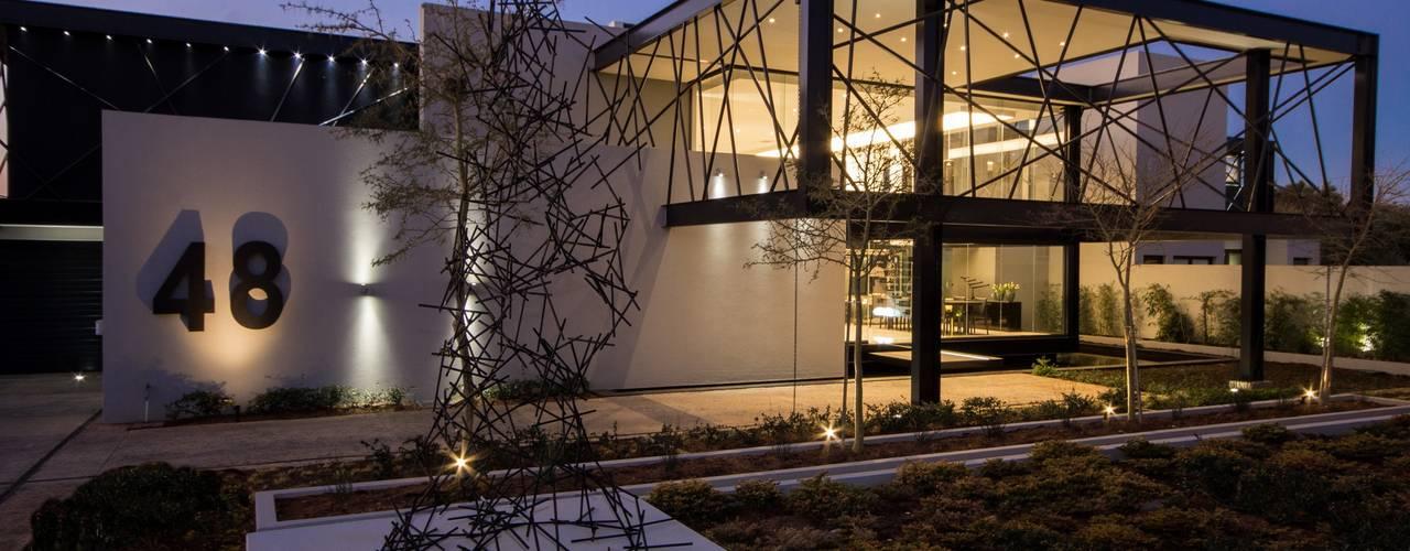House Ber Maisons modernes par Nico Van Der Meulen Architects Moderne