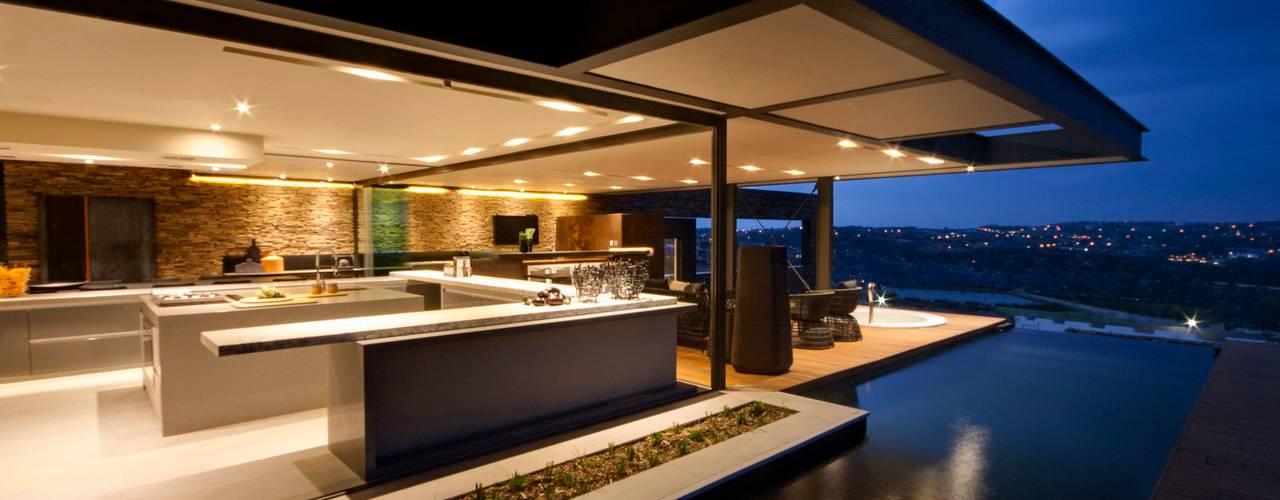 House Boz Maisons modernes par Nico Van Der Meulen Architects Moderne