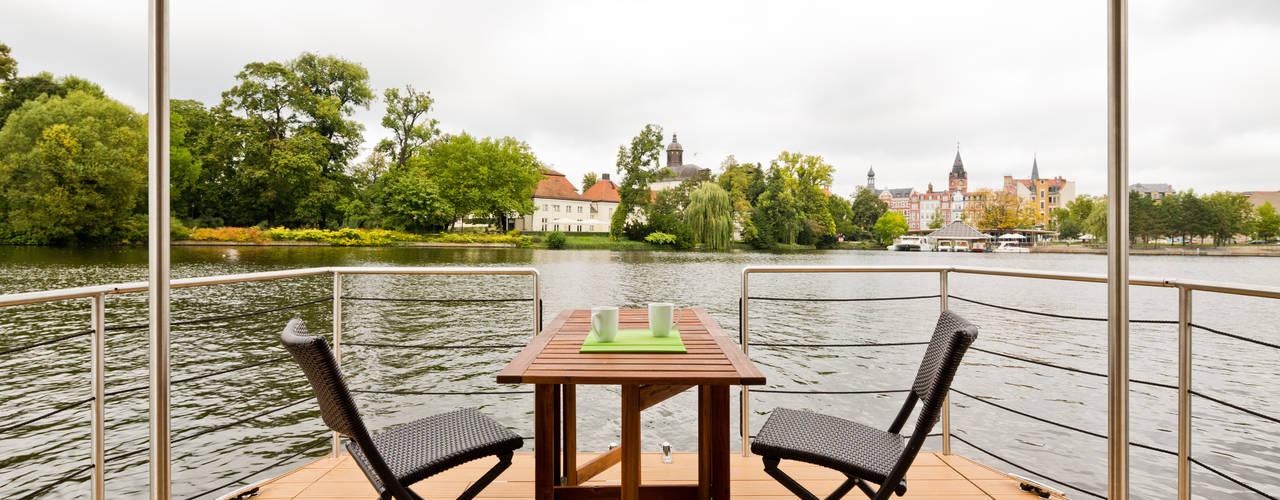 Projekty,  Jachty i motorówki zaprojektowane przez Nautilus Hausboote GmbH