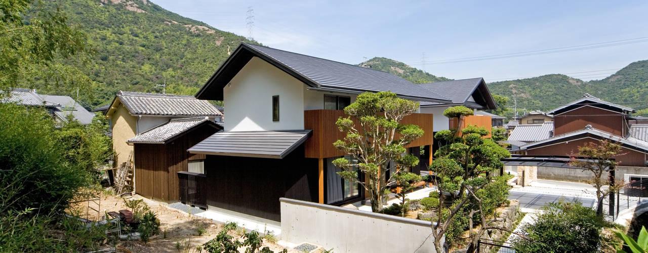 Maisons de style  par 株式会社古田建築設計事務所, Moderne