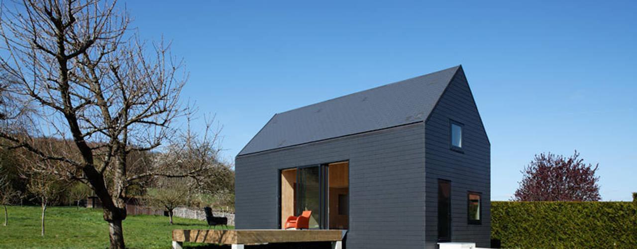 Häuser von Lode Architecture, Minimalistisch