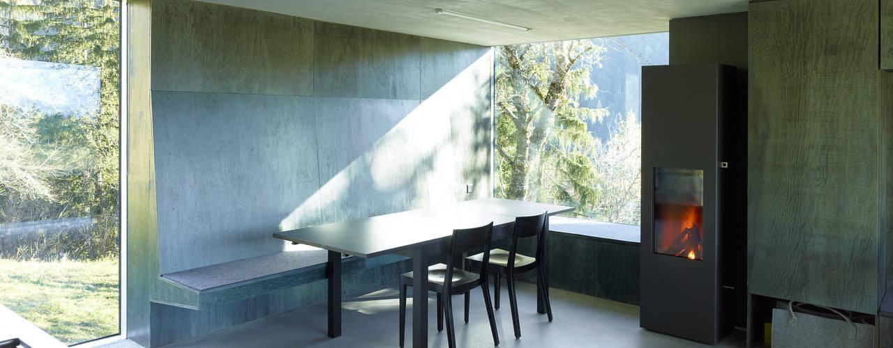 Maison Savioz, La Giète-Délé Maisons par savioz fabrizzi architectes