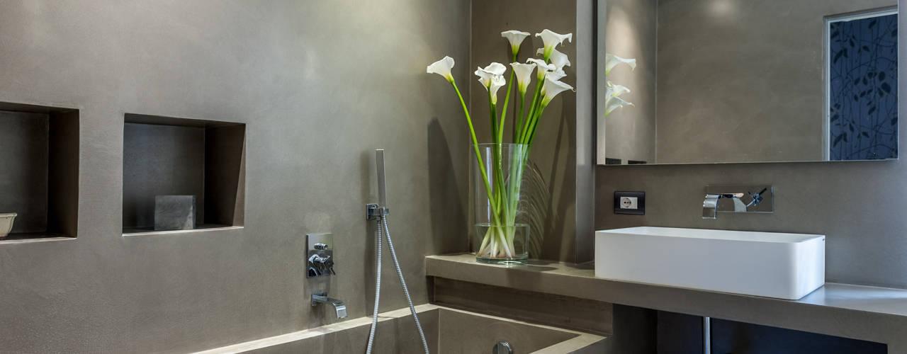zero6studio - Studio Associato di Architettura Modern Bathroom