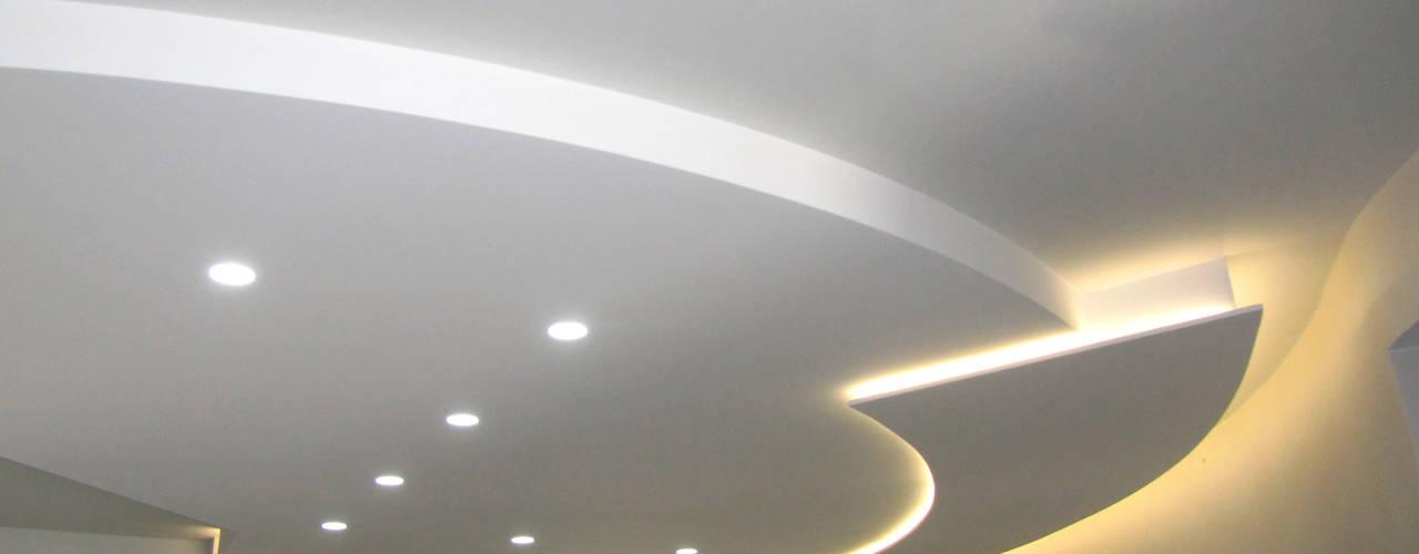 Salas modernas de GIOIA Biagio ARCHITETTO Moderno