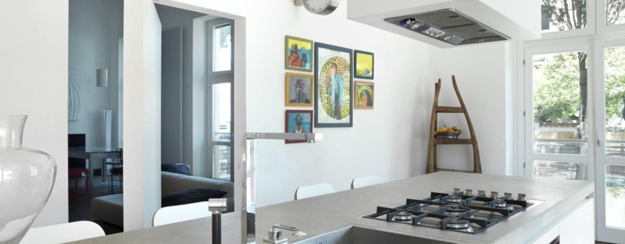 Cuisine de style  par na3 - studio di architettura