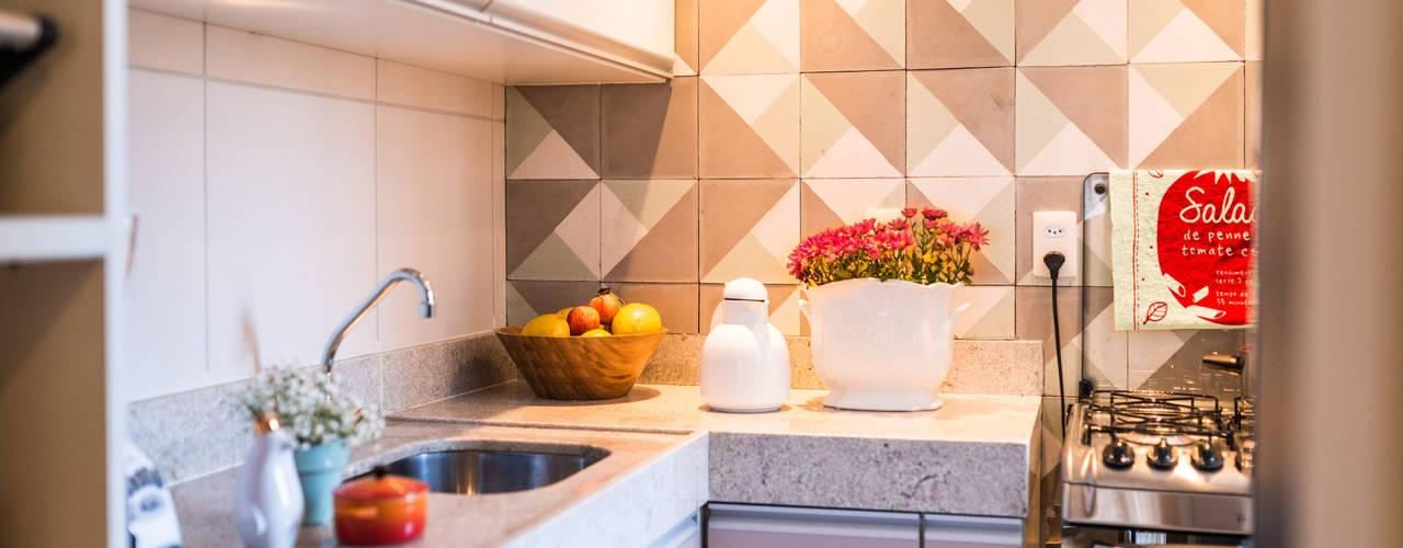Bloom Arquitetura e Design Cocinas de estilo moderno