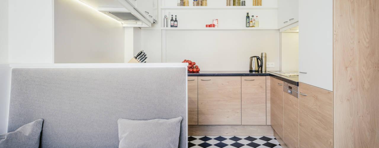 Dapur Modern Oleh raumdeuter GbR Modern