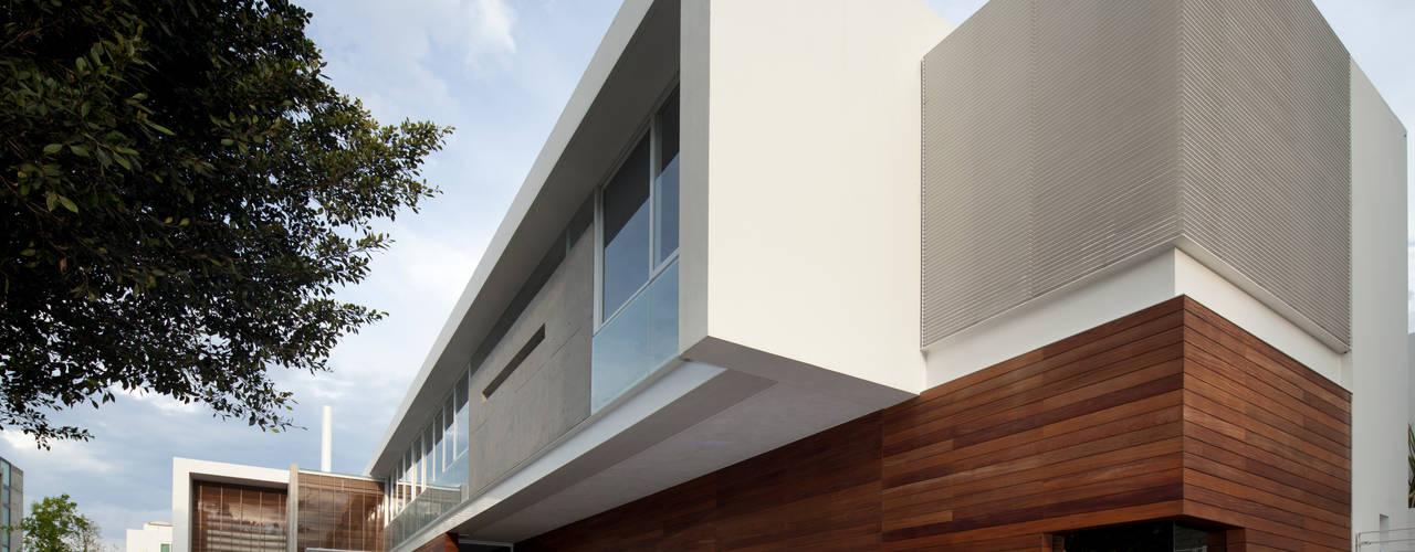 Modern Evler Hernandez Silva Arquitectos Modern