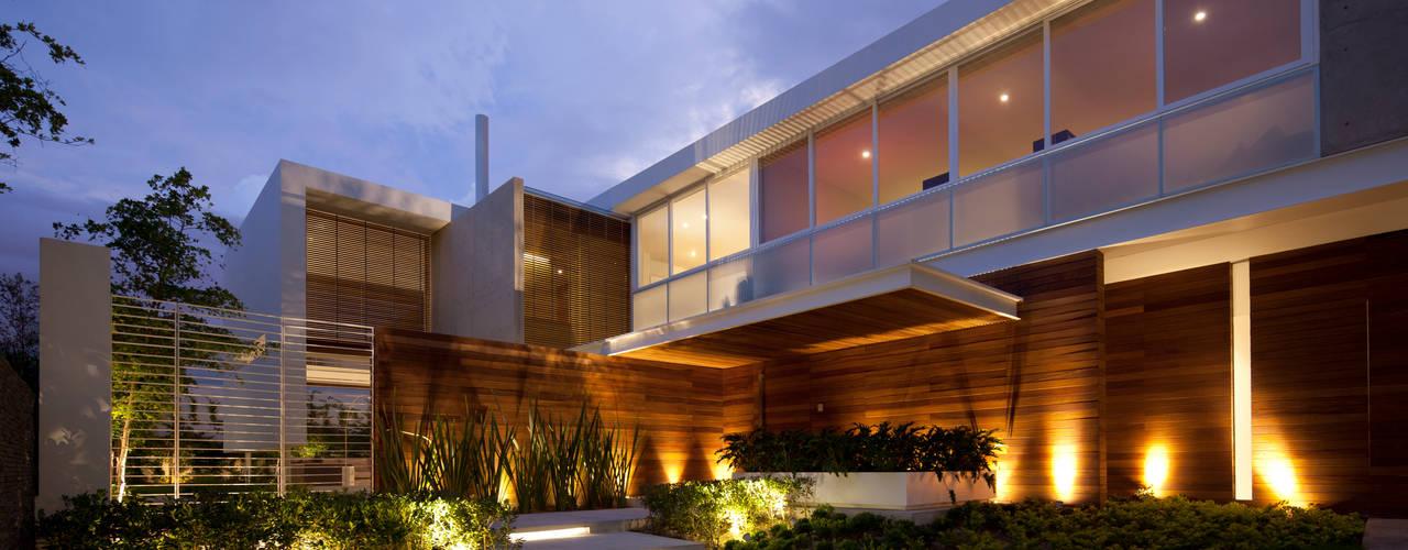 Case in stile  di Hernandez Silva Arquitectos