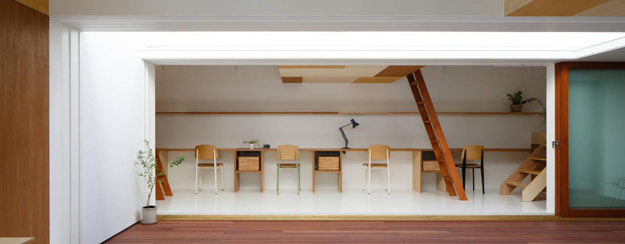 Idokoro by ma-style architects Minimalist
