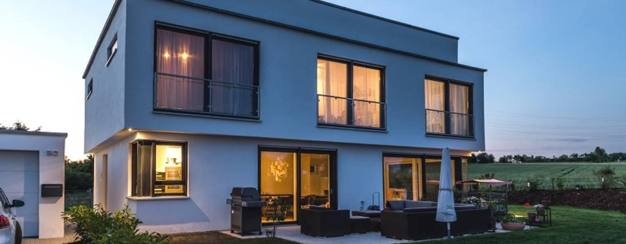 Einfamilienhaus am Galgenberg:   von Architekturbüro Waschitza