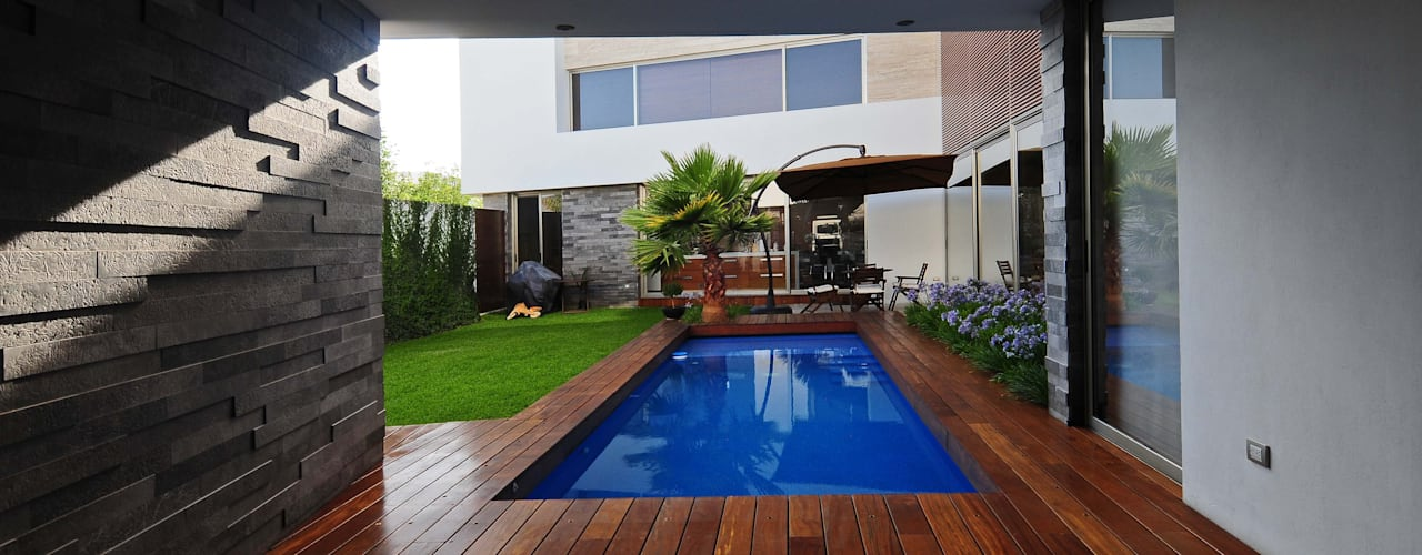 Pool by ze|arquitectura,