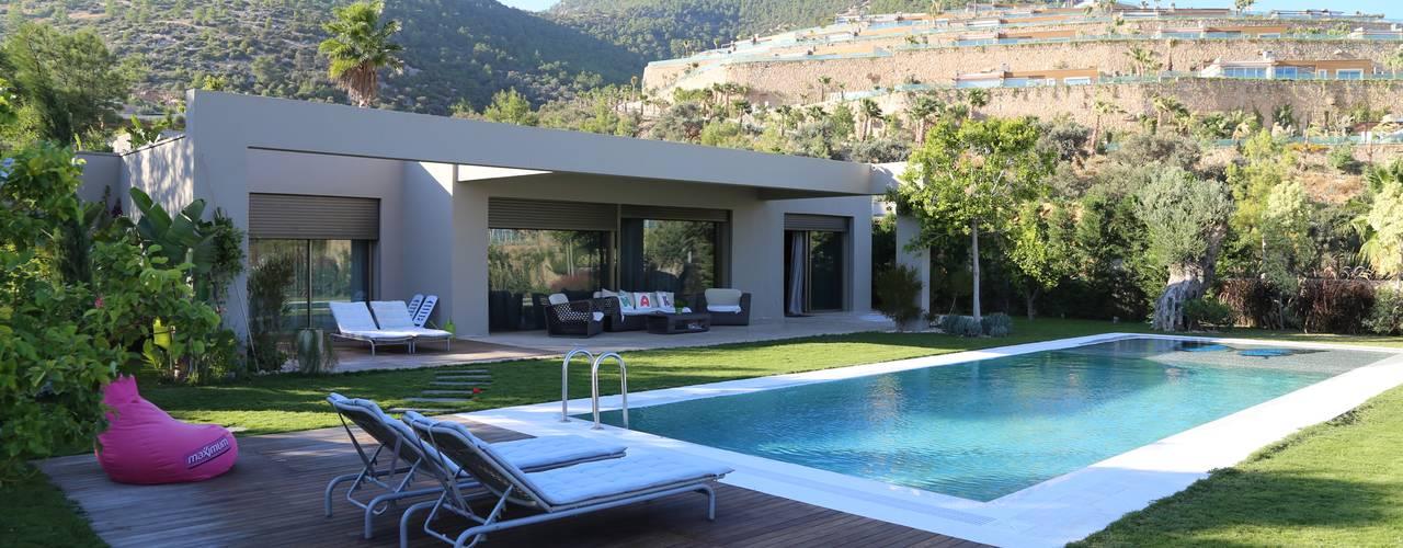 Mediterranean style house by ISLA GRUP Mediterranean