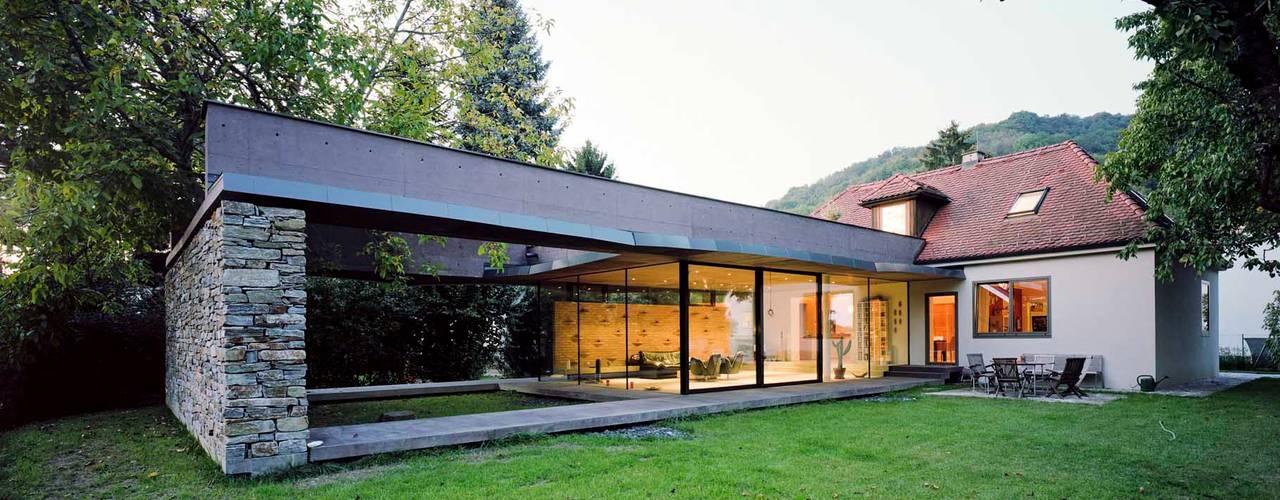Casas de estilo  por Atelier Thomas Pucher
