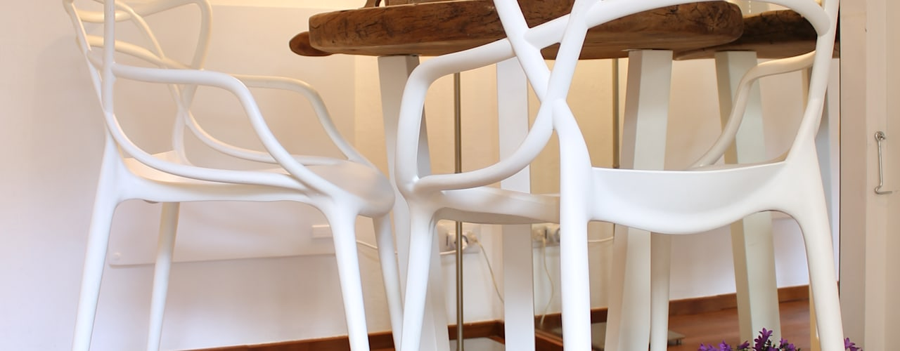 Arch. Silvana Citterio Modern dining room