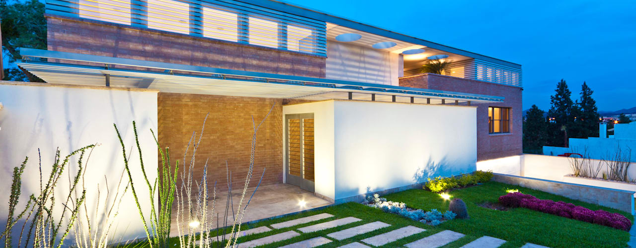 Modern home by ARQUITECTURA EN PROCESO Modern