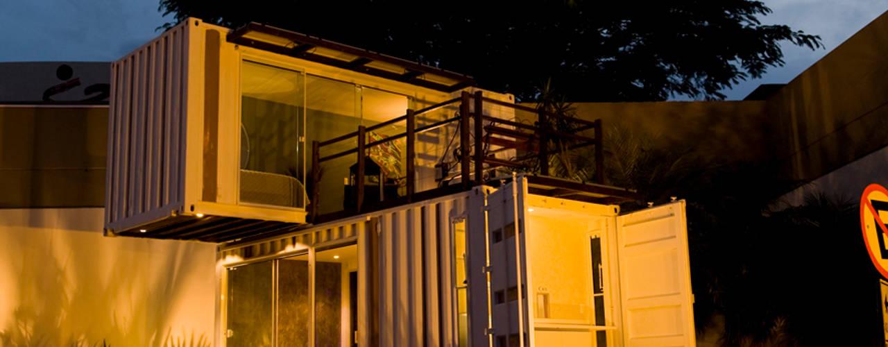 Casas de estilo minimalista de Ferraro Habitat Minimalista