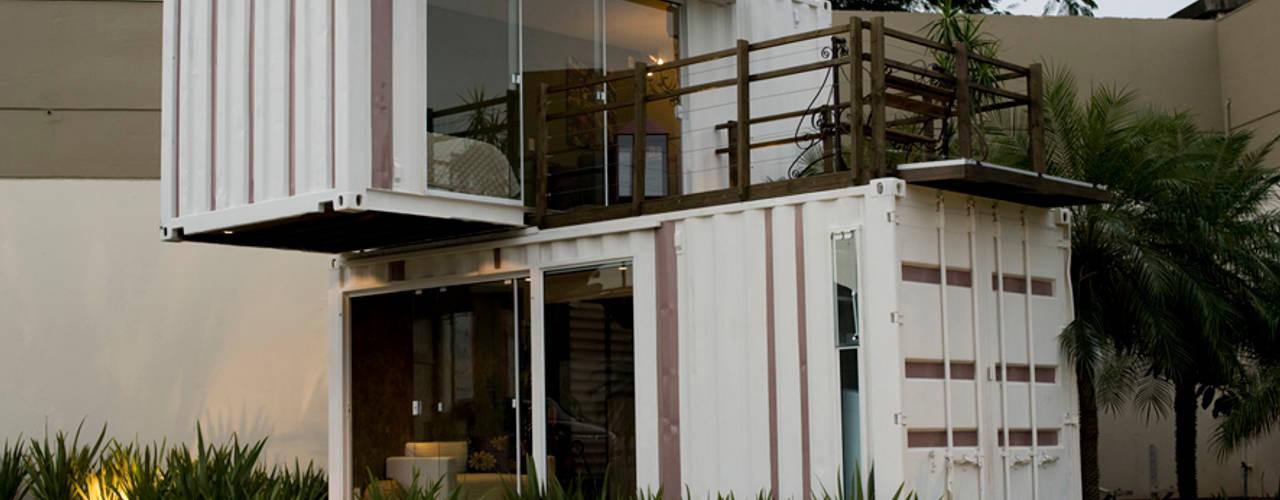 Projekty,  Domy zaprojektowane przez Ferraro Habitat