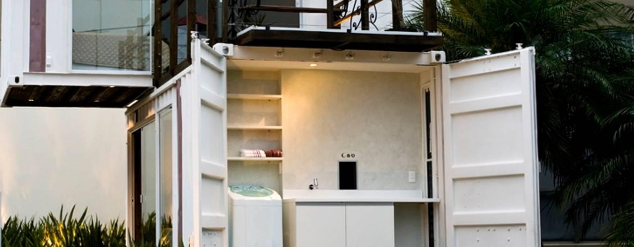 minimalistic Houses by Ferraro Habitat