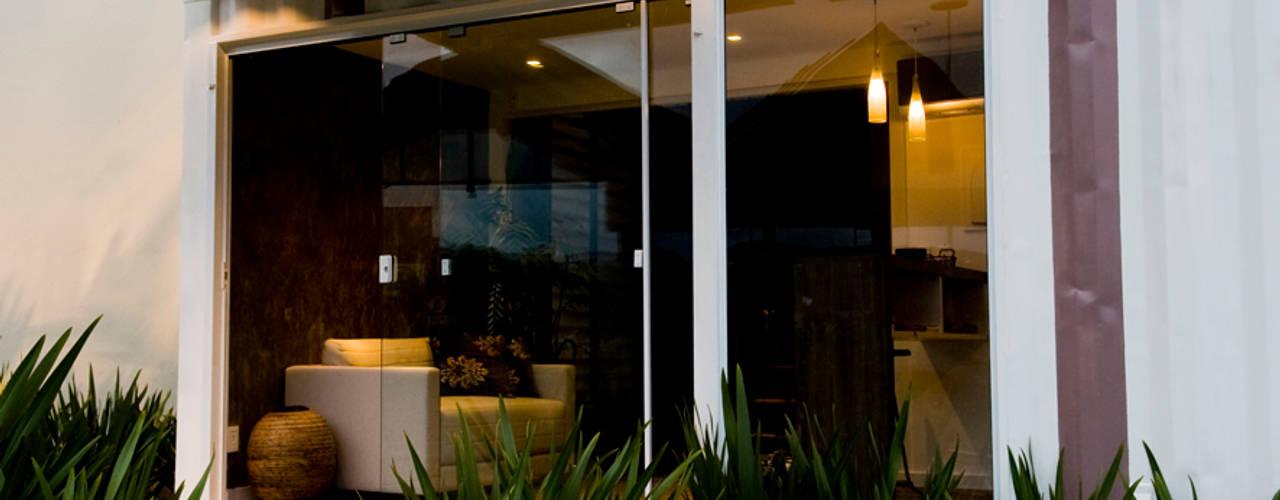 Гостиная в . Автор – Ferraro Habitat