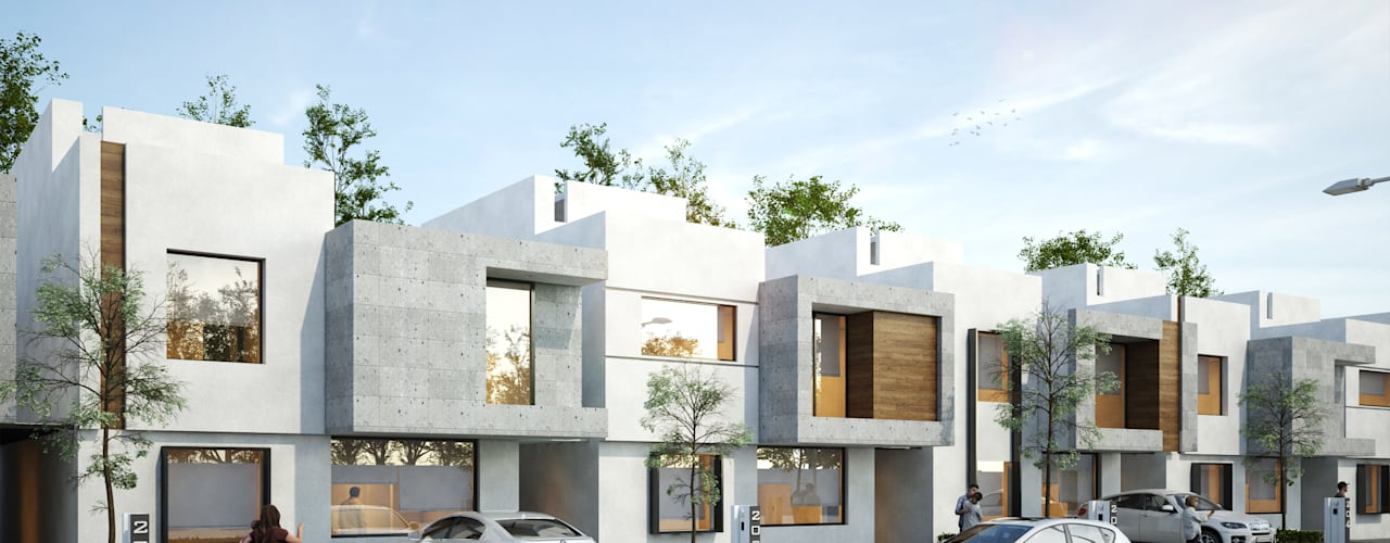 Houses by disain arquitectos