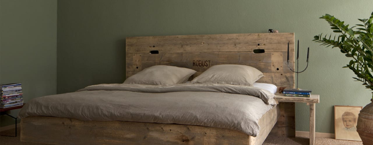 Bauholz Betten: Von Timberclassics   Bauholzmöbel   Markant, Edel,  Individuell