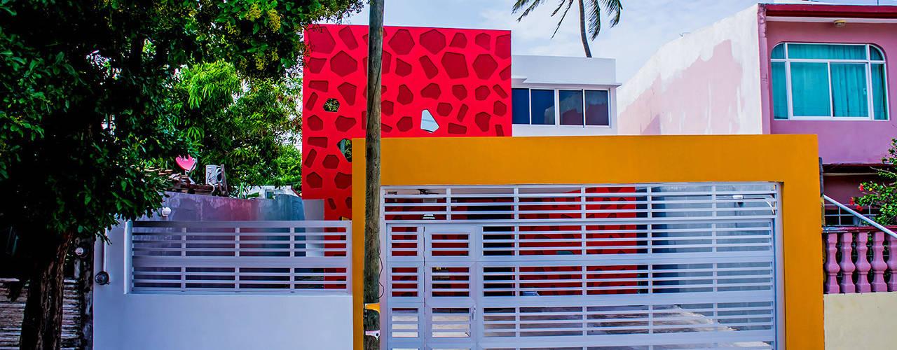 Gerardo ars arquitectura Modern houses