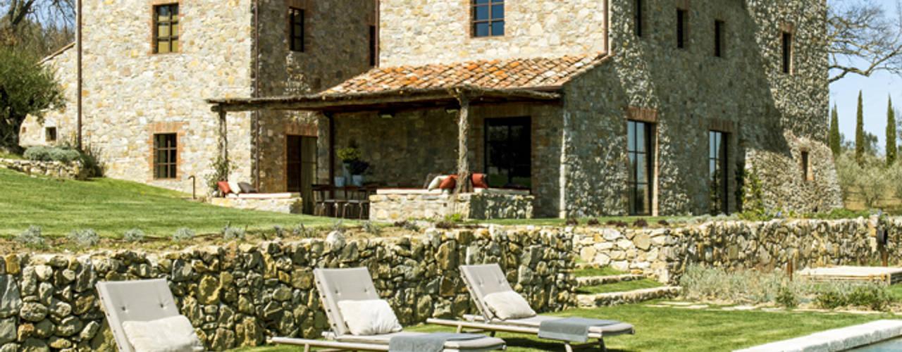 Casas de estilo  por dmesure, Mediterráneo