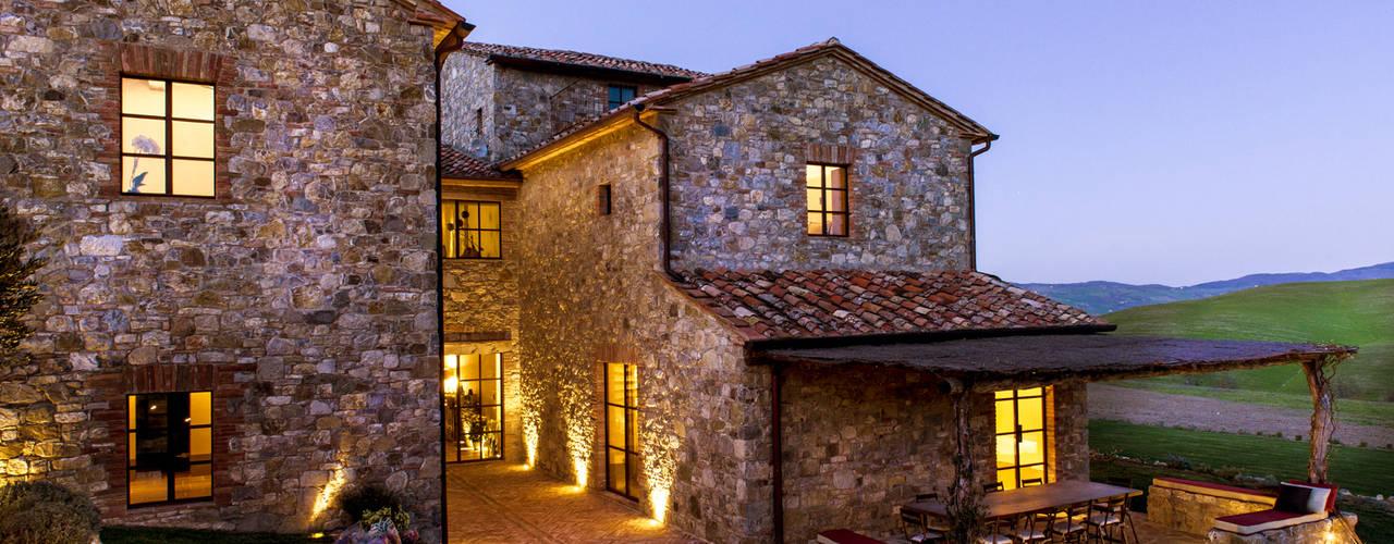 Mediterranean style houses by dmesure Mediterranean