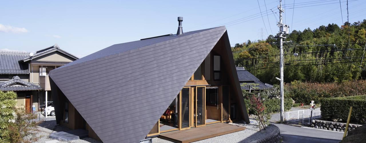 ORIGAMI モダンな 家 の TSC Architects モダン